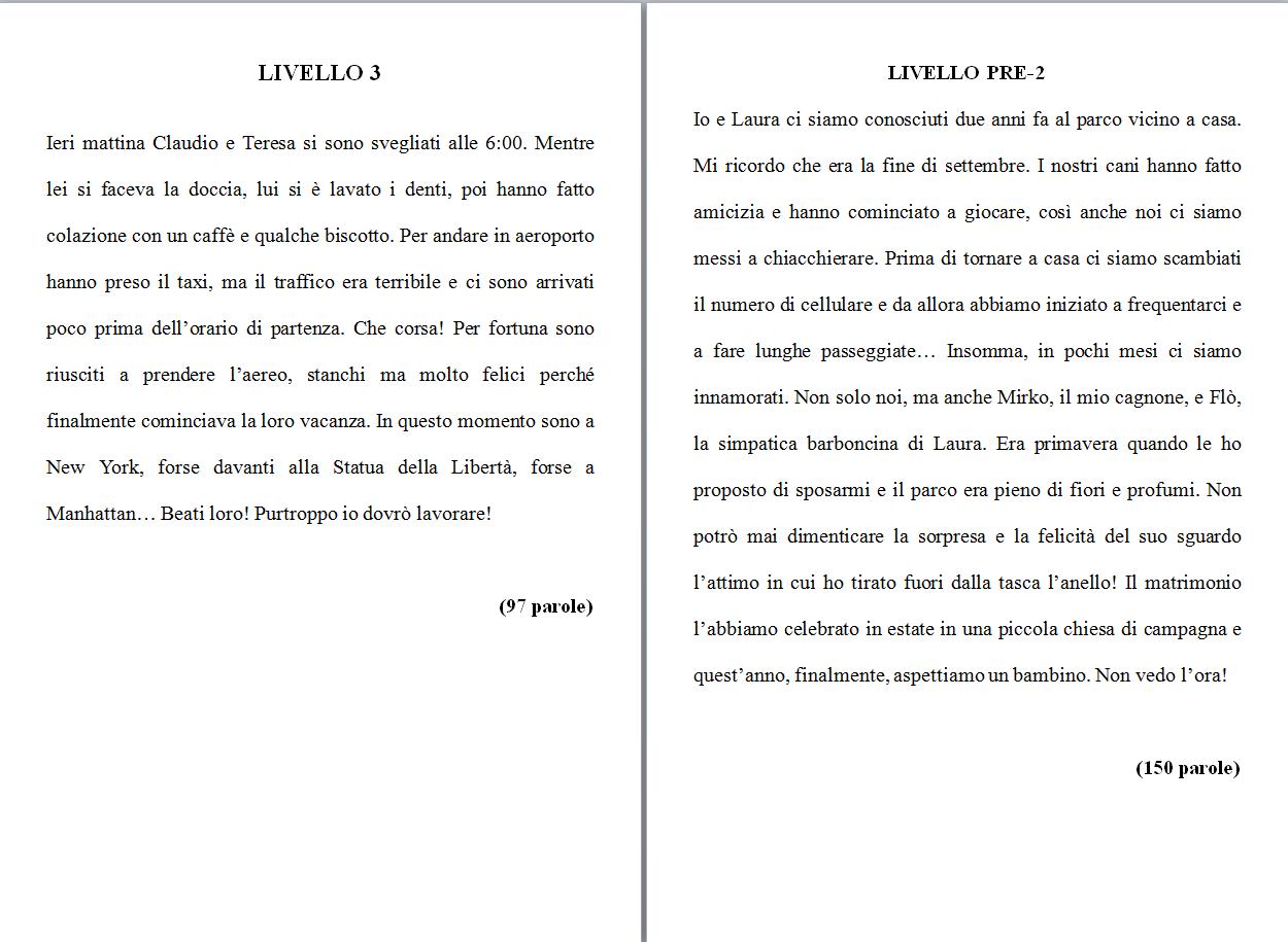 第38回イタリア語検定 作文例 | ...